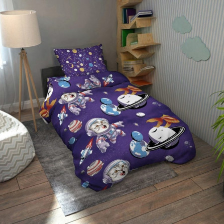 Детское постельное белье или здоровый сон ребенка